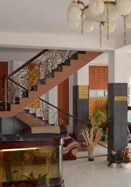 Das Hotel Rusco