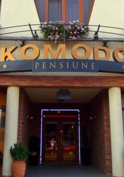 Die Pension Komodo