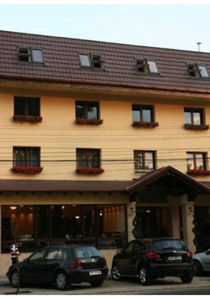 The Crișana Hotel