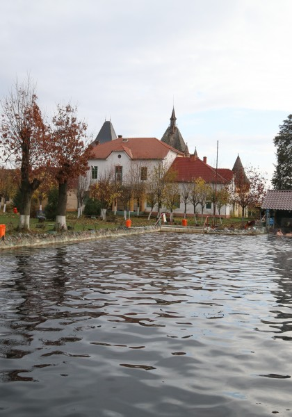 Ștrand Castel Șofronea
