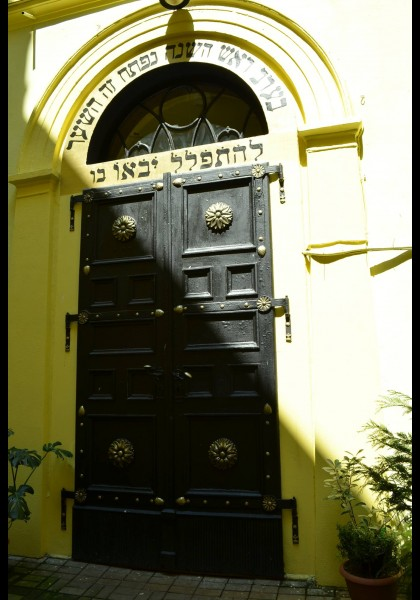 The neologue synagogue