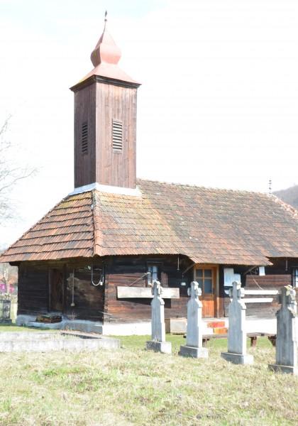 Biserica de lemn din Corbești