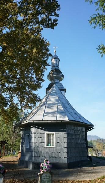 Biserica de lemn din Bodești