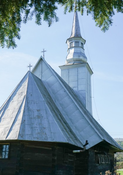 Biserica de lemn din Tisa