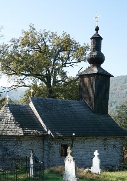 Biserica de lemn din Ionești