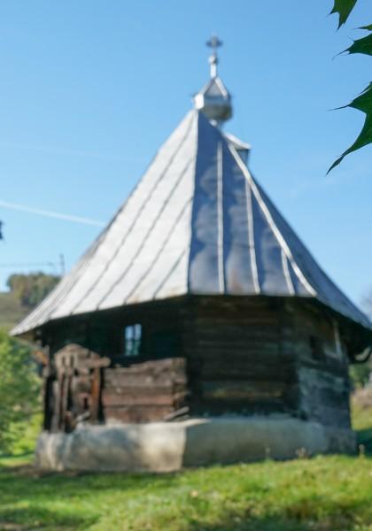 Biserica de lemn din Țărmure