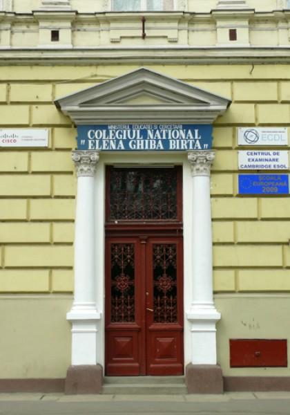 Colegiul Național Elena Ghiba-Birta