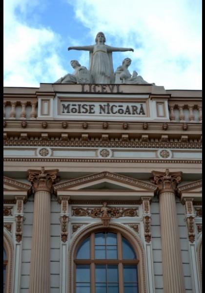 """Colegiul Național """"Moise Nicoară"""""""