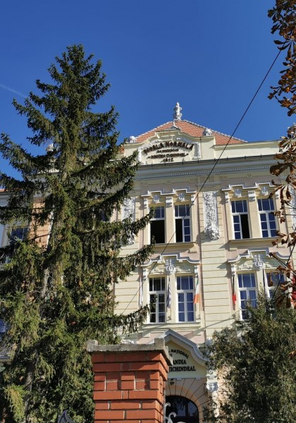 """The """"Dimitrie Țichindeal"""" Pedagogical High School"""