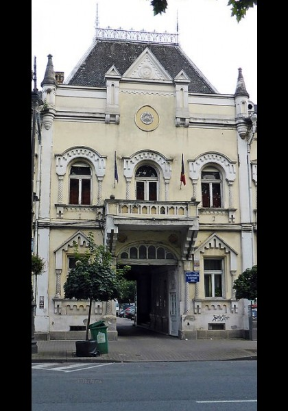 Palatul Andrenyi