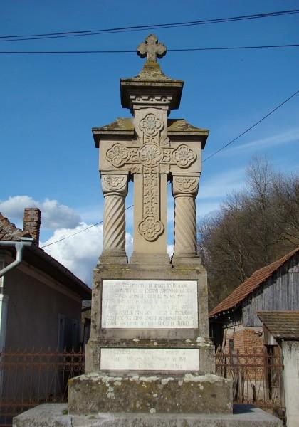 Monumentul lui Ioan Buteanu
