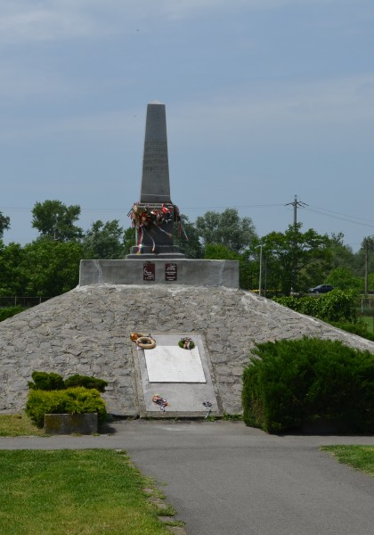 Das Obelisk der 13 Generäle