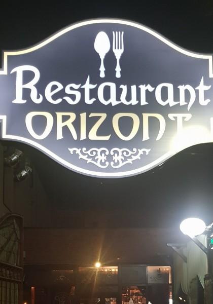 Das Orizont Restaurant
