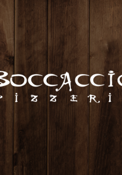 The Boccaccio Pizzeria