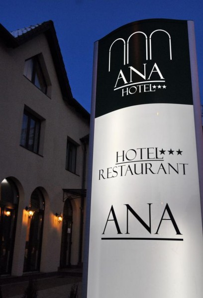 Das Hotel Ana