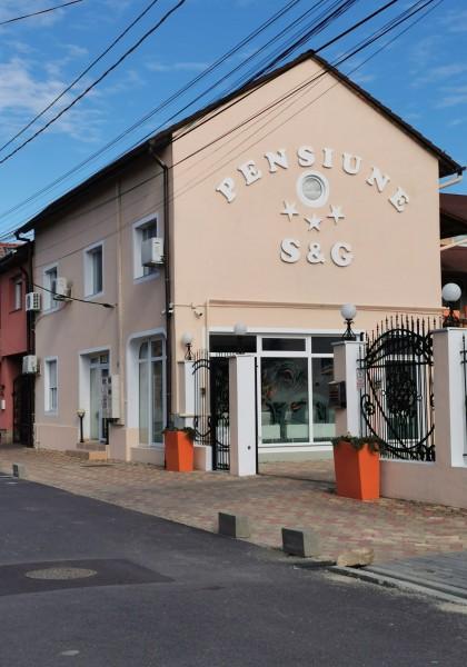 Die Sergiu&Geanina Pension