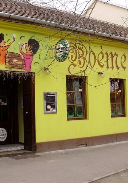Boeme Cafe