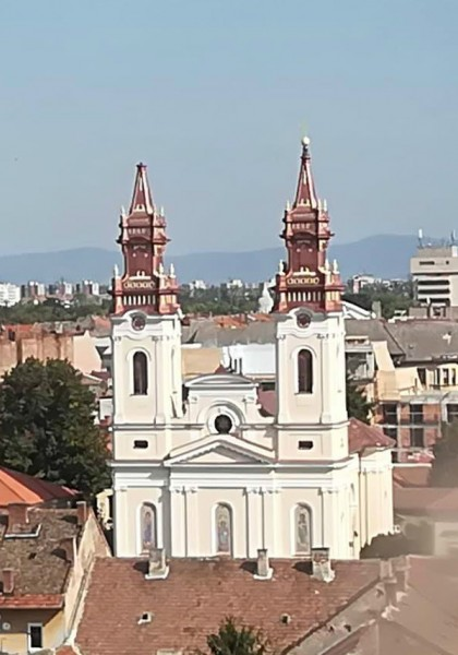 "The ""Saint John the Baptist"" Cathedral"