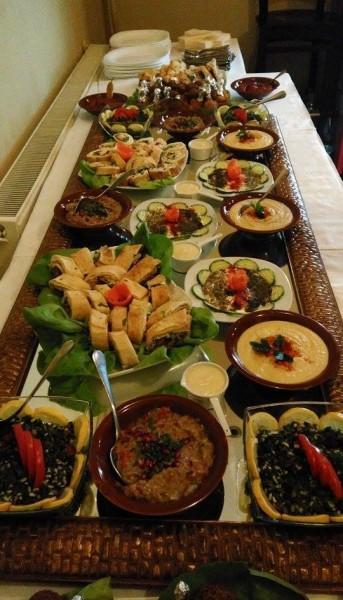 Restaurantul Libanez