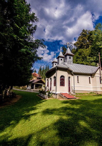 Mănăstirea Feredeu