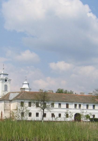 """Ansamblul Mănăstirii """"Adormirea Maicii Domnului"""" Bodrogul Nou"""