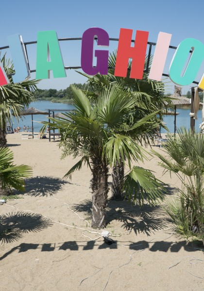 Despre plaja Ghioroc