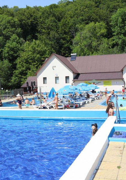 The Moneasa Public Pool Complex