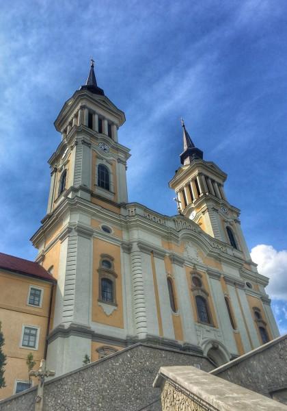 "Die ""Maria Radna"" Basilika"
