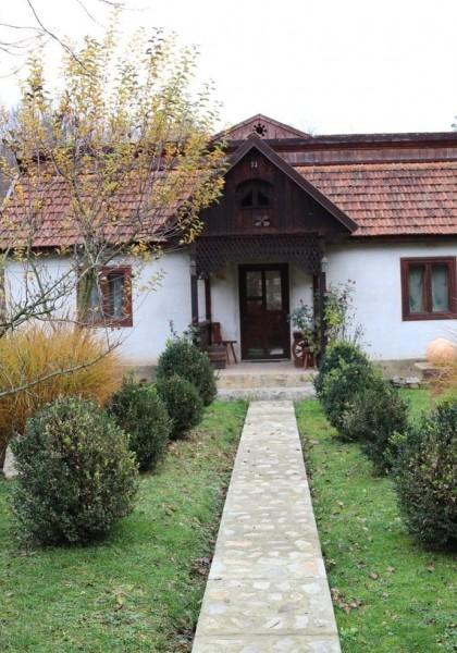 "Casa memorială ""Iosif Conta"""