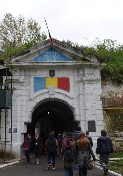 Die Arader Festung