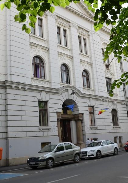 """Biblioteca Județeană """"A.D. Xenopol"""""""