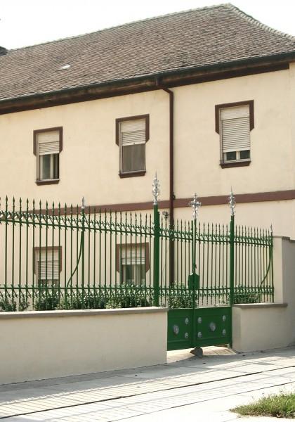 """Das  """"Convict"""" Haus"""