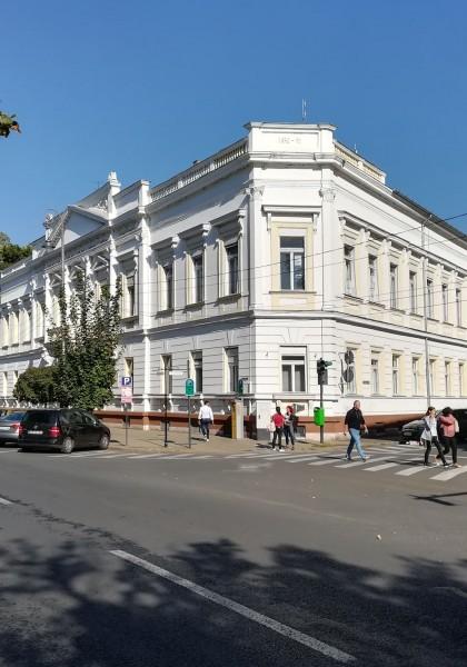 Clădirea Fostei Prefecturi