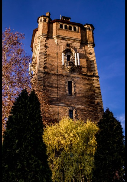 The Water Tower Gallery