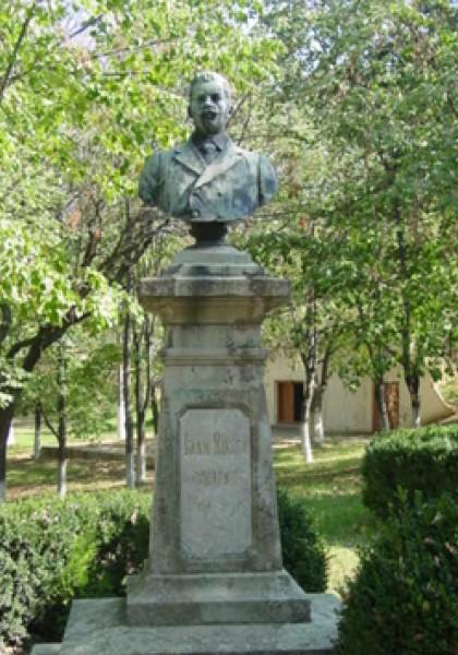 Ansamblul sculptural din Șiria