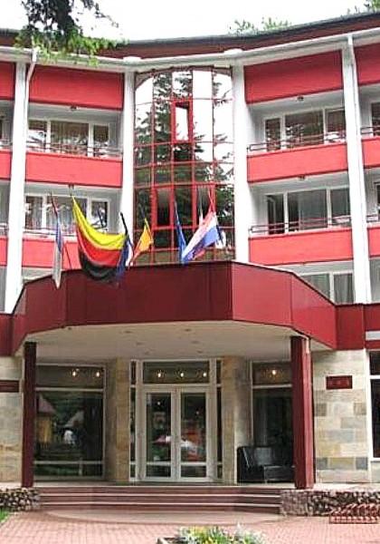 Das Hotel Parc
