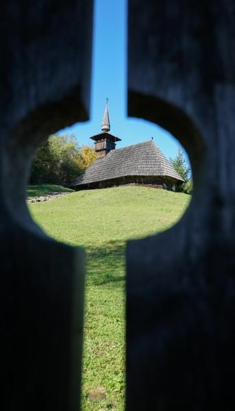 Biserica din lemn Troaș